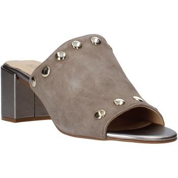 Sapatos Mulher Chinelos IgI&CO 5190633 Bege