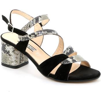 Sapatos Mulher Sandálias Grunland SA2515 Preto
