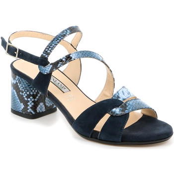 Sapatos Mulher Sandálias Grunland SA2515 Azul