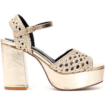 Sapatos Mulher Sandálias Café Noir MA931 Outras