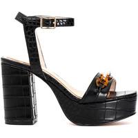 Sapatos Mulher Sandálias Café Noir MA924 Preto