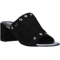 Sapatos Mulher Chinelos IgI&CO 5190600 Preto