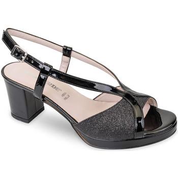 Sapatos Mulher Sandálias Valleverde 45373 Preto