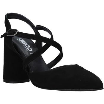 Sapatos Mulher Sandálias IgI&CO 5187600 Preto