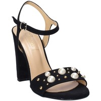 Sapatos Mulher Sandálias Grace Shoes 1396 Preto