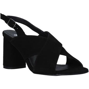 Sapatos Mulher Sandálias IgI&CO 5192222 Preto