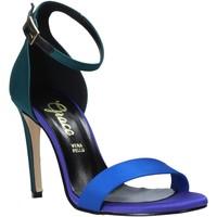 Sapatos Mulher Sandálias Grace Shoes 018Y037 Verde