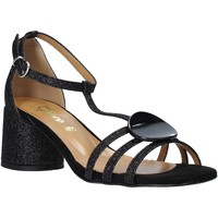 Sapatos Mulher Sandálias Grace Shoes 123011 Preto