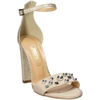 Sapatos Mulher Sandálias Grace Shoes 1467 Rosa
