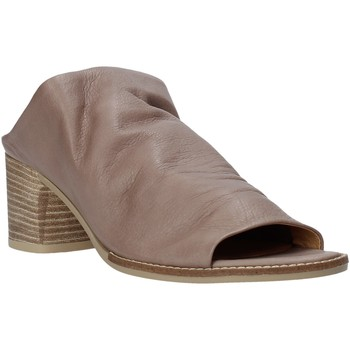 Sapatos Mulher Chinelos Bueno Shoes N6103 Cinzento