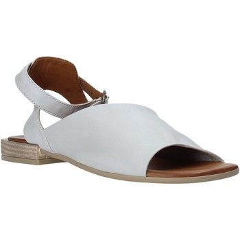 Sapatos Mulher Sandálias Bueno Shoes Q5602 Cinzento