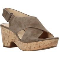 Sapatos Mulher Sandálias Clarks 26133817 Verde