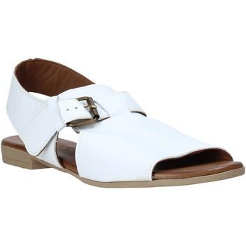 Sapatos Mulher Sandálias Bueno Shoes 9L2700 Branco