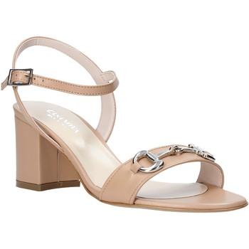 Sapatos Mulher Sandálias Casanova LUNT Rosa
