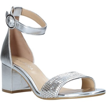 Sapatos Mulher Sandálias Apepazza S0MELODY07/MES Prata