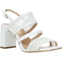 Sapatos Mulher Sandálias Apepazza S0MONDRIAN10/NET Branco