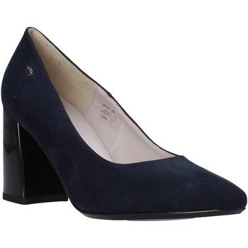 Sapatos Mulher Escarpim Comart 632517 Azul
