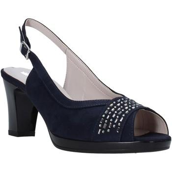Sapatos Mulher Sandálias Comart 323320 Azul