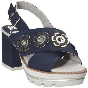 Sapatos Mulher Sandálias CallagHan 22600 Azul