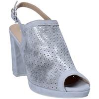 Sapatos Mulher Sandálias IgI&CO 1168 Cinzento