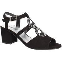Sapatos Mulher Sandálias Keys 5713 Preto