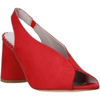 Sapatos Mulher Sandálias Comart 7B3418 Vermelho