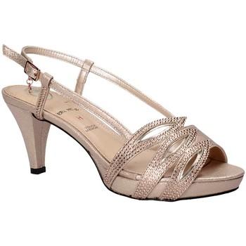 Sapatos Mulher Sandálias Osey SA0569 Rosa