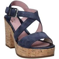 Sapatos Mulher Sandálias Stonefly 110365 Azul