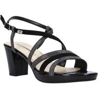 Sapatos Mulher Sandálias Valleverde 38535 Preto