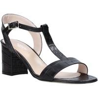 Sapatos Mulher Sandálias Casanova LING Preto