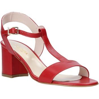 Sapatos Mulher Sandálias Casanova LING Vermelho
