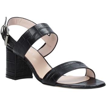 Sapatos Mulher Sandálias Casanova LIVIA Preto