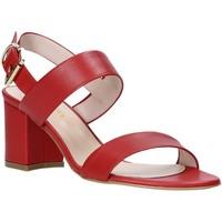 Sapatos Mulher Sandálias Casanova LIVIA Vermelho