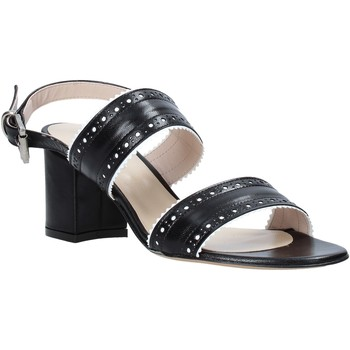 Sapatos Mulher Sandálias Casanova LJIAJIC Preto
