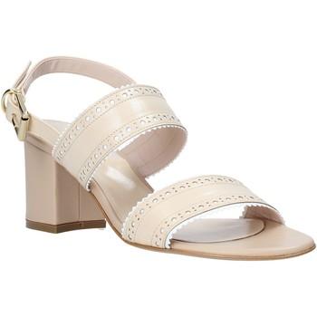 Sapatos Mulher Sandálias Casanova LJIAJIC Bege
