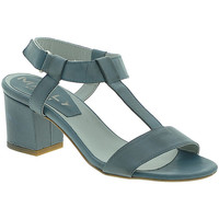 Sapatos Mulher Sandálias Mally 3895 Azul