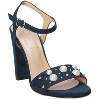 Sapatos Mulher Sandálias Grace Shoes 1396 Azul