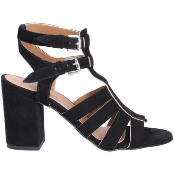 Sapatos Mulher Sandálias Mally 6272 Preto