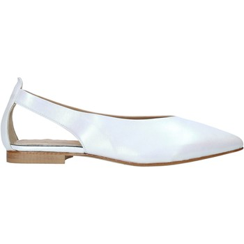 Sapatos Mulher Sandálias Mally 6817 Branco