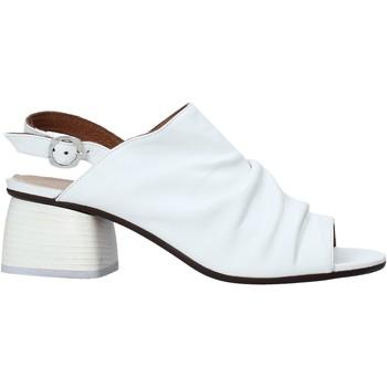 Sapatos Mulher Escarpim Mally 6806 Branco