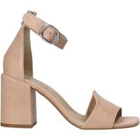 Sapatos Mulher Escarpim Mally 6866 Rosa