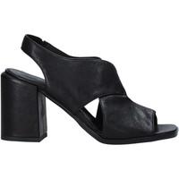 Sapatos Mulher Escarpim Mally 6872G Preto