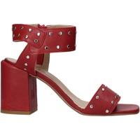 Sapatos Mulher Escarpim Mally 6278B Vermelho