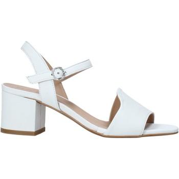 Sapatos Mulher Escarpim Mally 6865 Branco