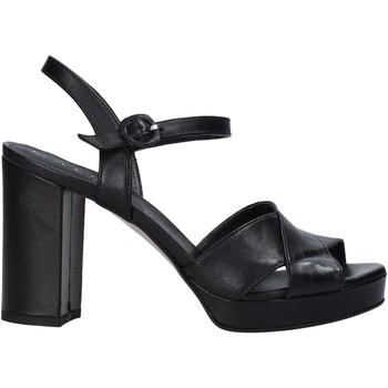 Sapatos Mulher Escarpim Mally 5747M Preto