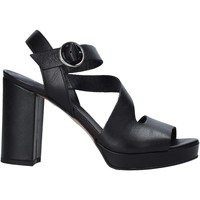 Sapatos Mulher Escarpim Mally 5180M Preto