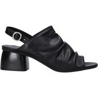 Sapatos Mulher Sandálias Mally 6806 Preto