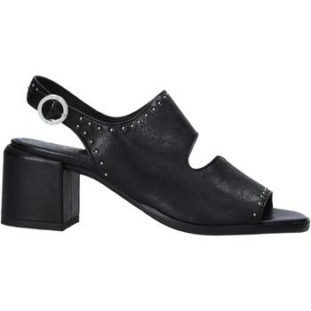 Sapatos Mulher Escarpim Mally 6868 Preto