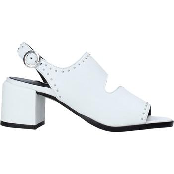 Sapatos Mulher Escarpim Mally 6868 Branco