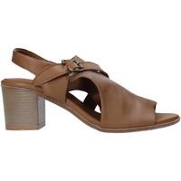 Sapatos Mulher Escarpim Bueno Shoes 9L102 Castanho